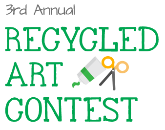 Acua Recycled Art Contest