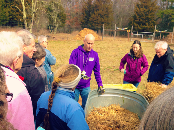 Master Composter Class